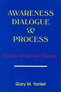 Gestalt Therapy Essays (Examples)